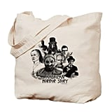American Horror Story Characters Natural Canvas Tote Bag