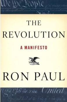 Ron Paul's New Book Hits #1 on Amazon