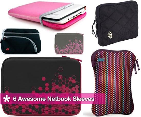 Six Stylish Netbook Sleeves