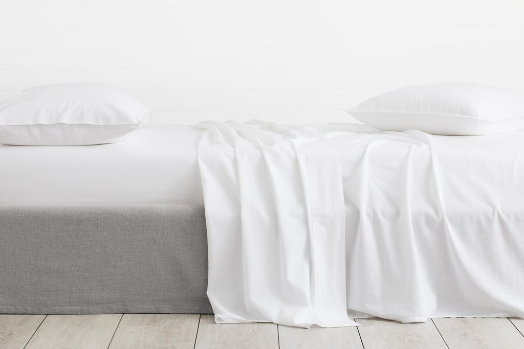 Sheridan Washed Linen Cotton Fitted Sheet
