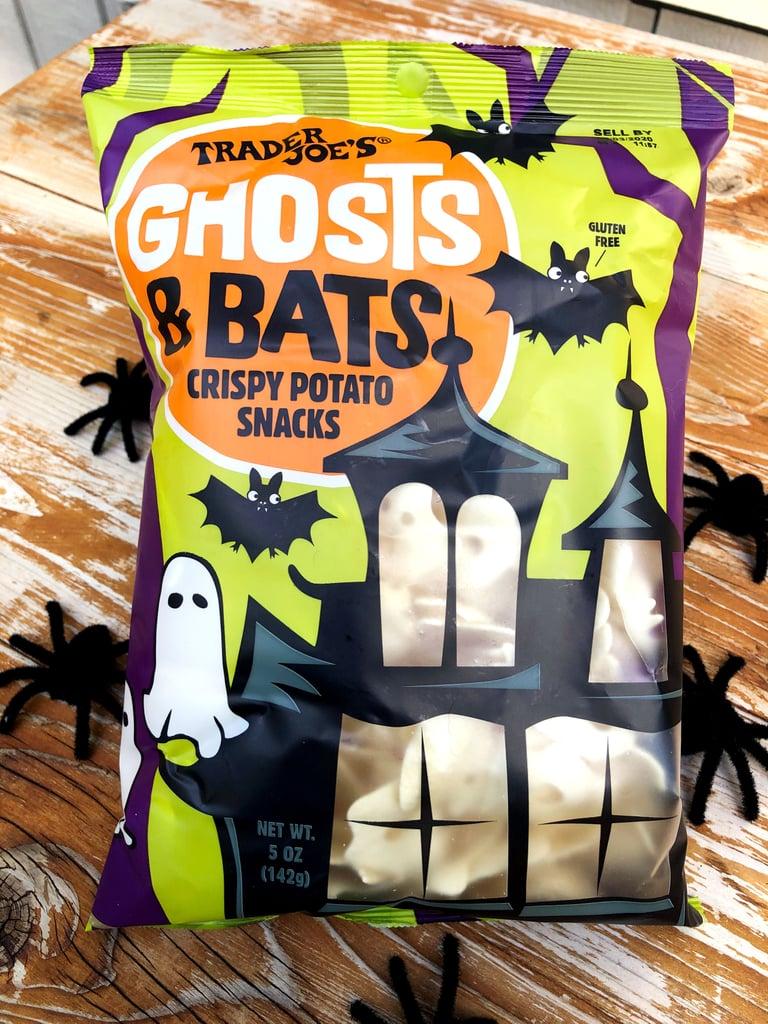 How Does Trader Joe's Ghosts & Bats Potato Snacks Taste?
