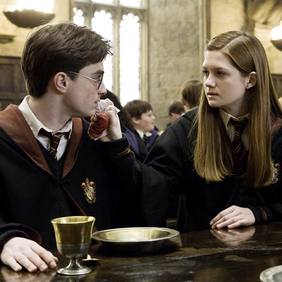 Valentine's Dinner Inside Hogwarts Great Hall