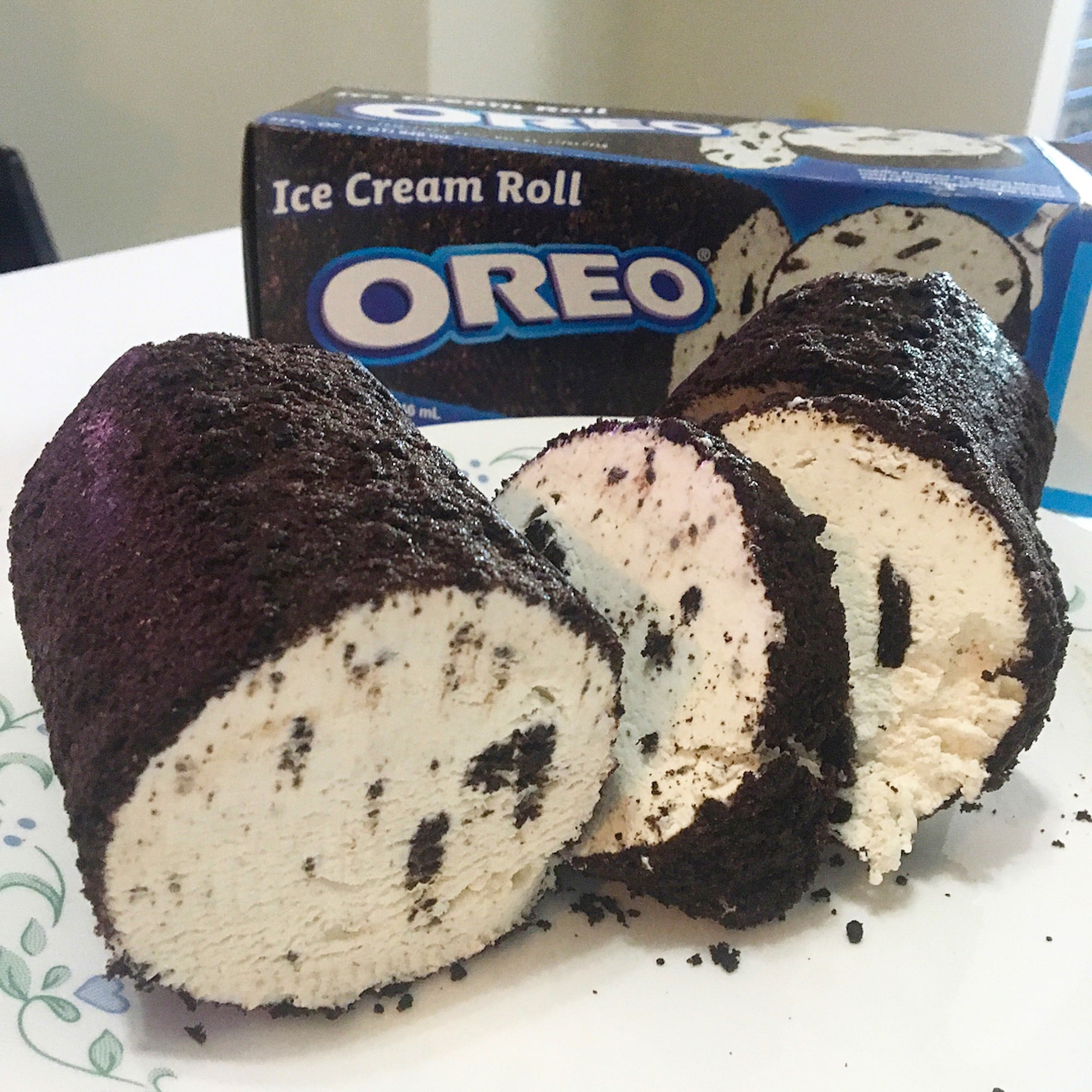 Where to buy oreo ice cream roll popsugar food ccuart Images