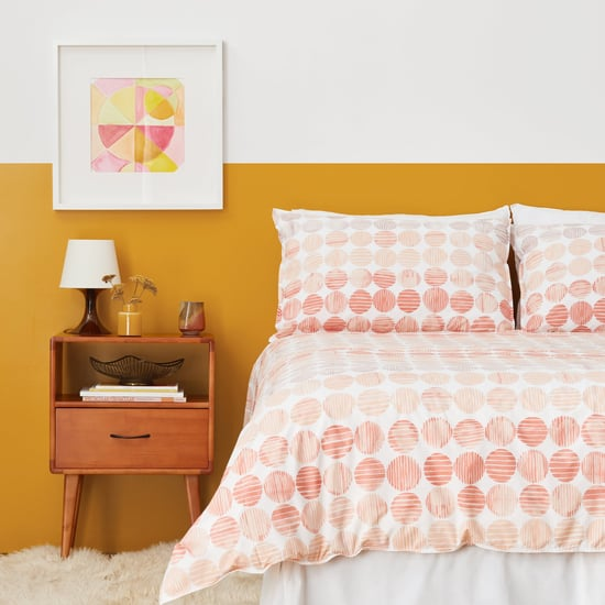 How to Paint a Colorblocked Accent Wall