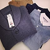 Our collective haul from the GQ for Gap collaboration!