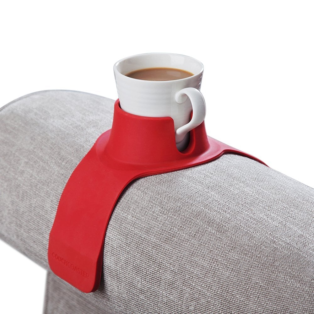 CouchCoaster The Ultimate Drink Holder for Your Sofa