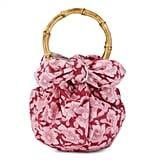 Emily Levine Hibiscus Dumpling Bag