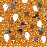 Can You Spot the Star in This Pumpkin Brain Teaser Without Losing Your Mind?