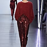 Daytime Sequins: On The Runway