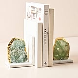 Sliced Bookends