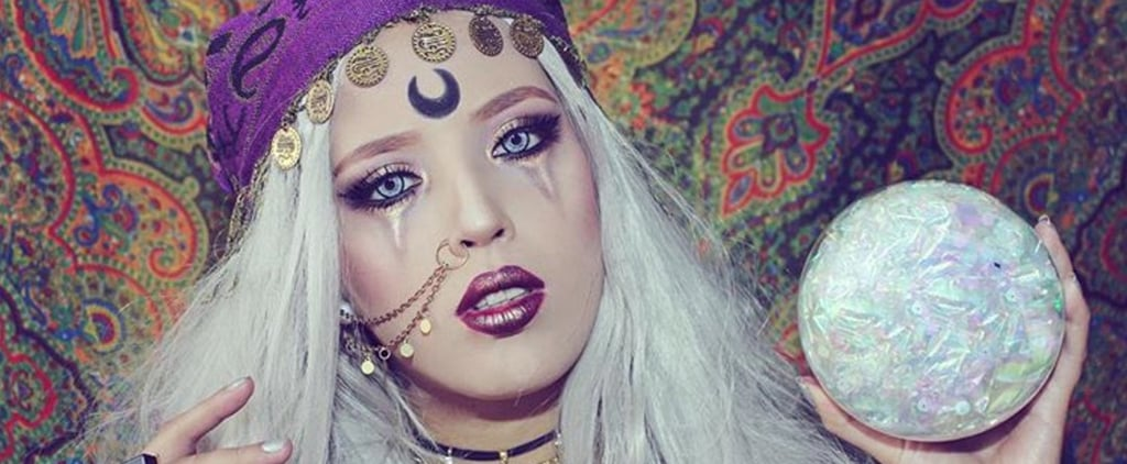 15 Stunning Fortune Teller Makeup Looks That You Can Totally Pull Off