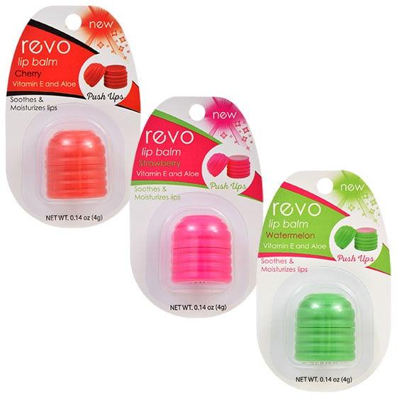 Revo Push-Ups Lip Balm ($1 each)