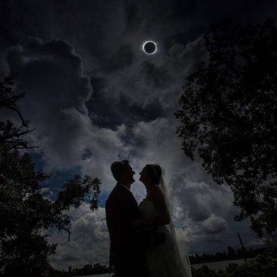 Solar Eclipse Wedding