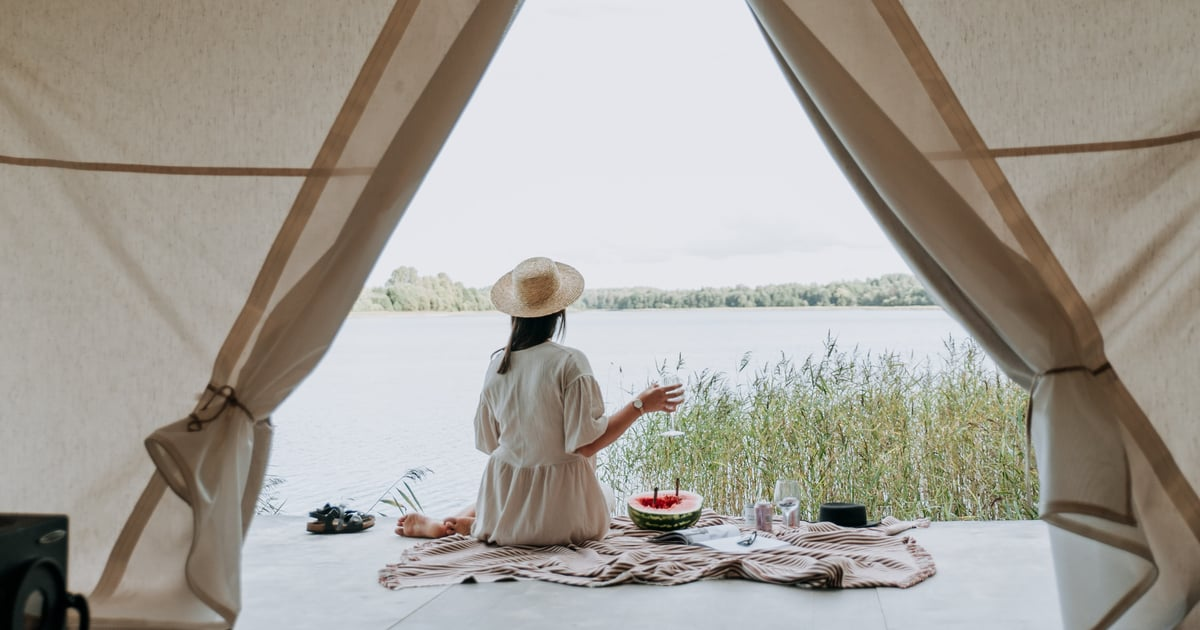 The 10 Most Secluded Glamping Spots in the US For Your Next Getaway