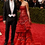 Amal and George Clooney Make the Perfect Pair at the Met Gala