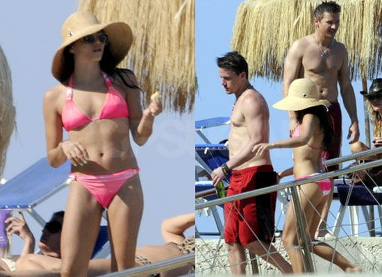 Pictures of Channing Tatum, Jenna Dewan, Jeremy Renner, Josh Hartnett and Sophia Vergara at Ischia Film and Music Festival