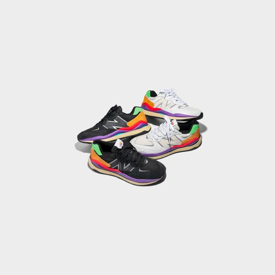 See New Balance's New Rainbow 57/40 Sneakers