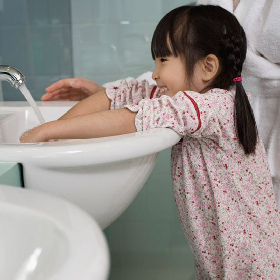 Little Girls' Excellent Hygiene Might Actually Cause Illness
