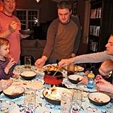 Throw a fondue party.