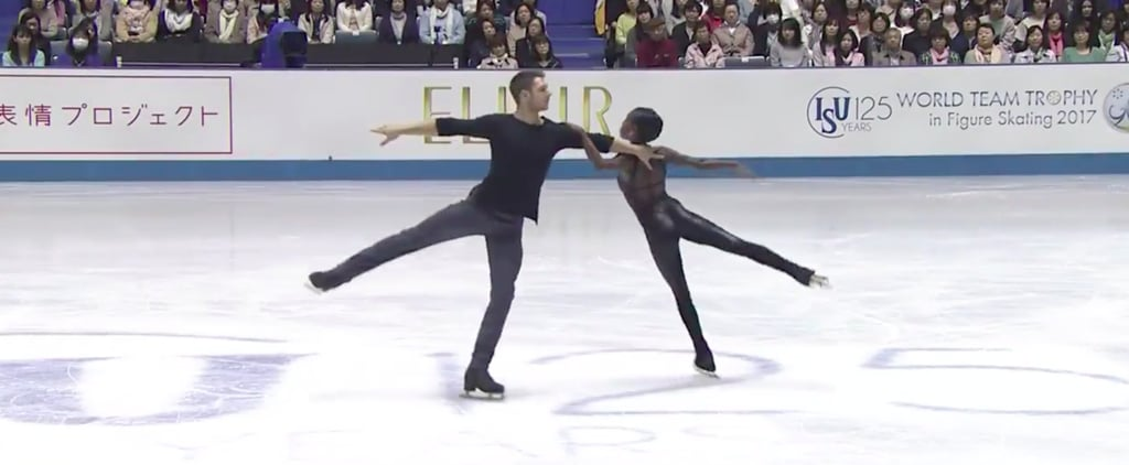This Haunting Figure Skating Routine Makes You Feel the Music in Your Bones