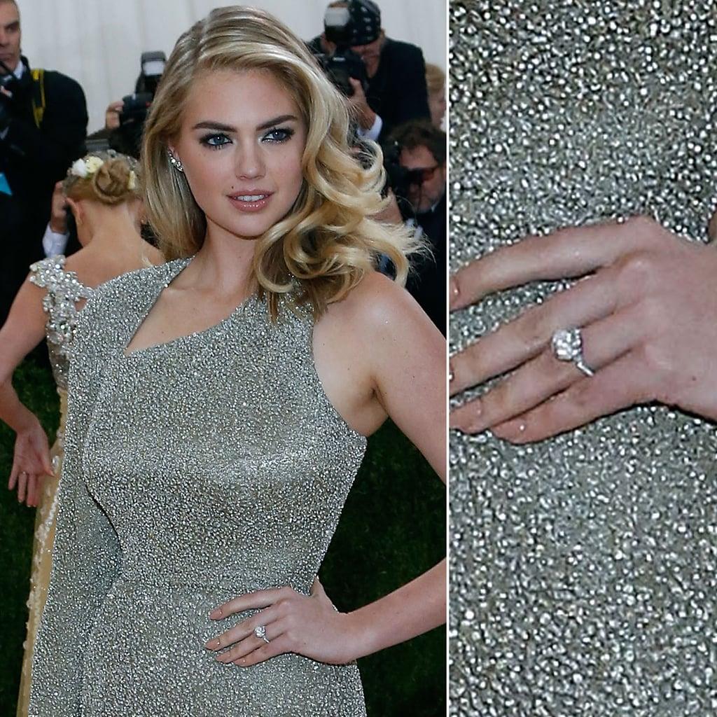 Kate Upton Wedding: Ogle The Most Massive Celebrity Engagement