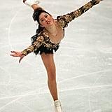 Kristi Yamaguchi at the 1992 Olympics