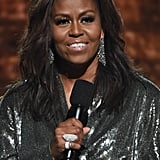 Michelle Obama at the 2019 Grammys