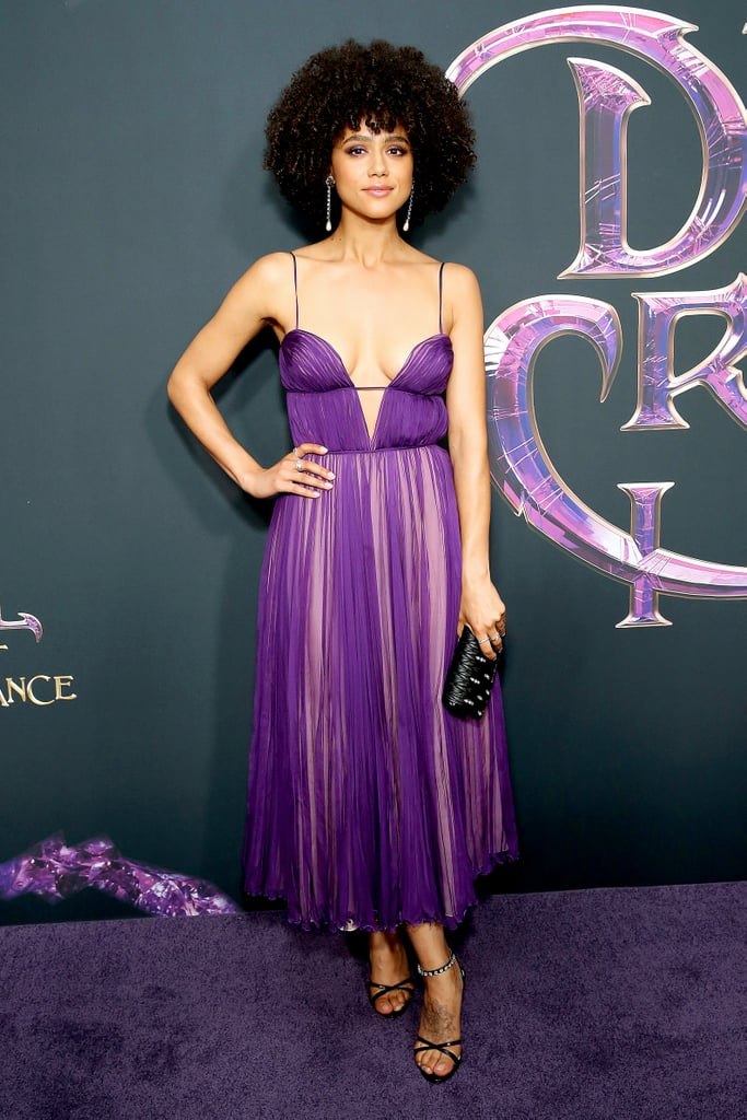 "Nathalie Emmanuel at the Screening of Netflix's ""The Dark Crystal: Age of Resistance"""