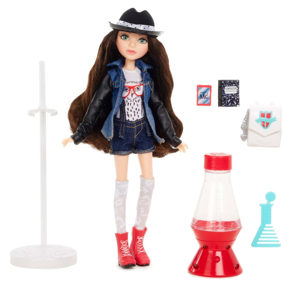 For 6-Year-Olds: Project Mc2 Doll