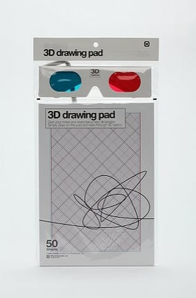 Photos of the 3D Drawing Kit