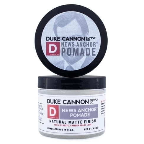 Duke Cannon News Anchor Pomade