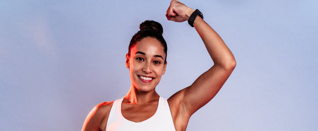 Bodyweight At-Home Tabata-Style Workout With Charlee Atkins