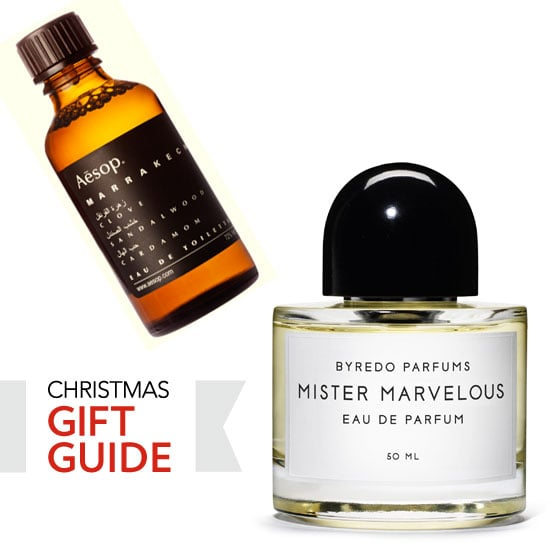 2012 Christmas Gift Guides: Fragrances For Him