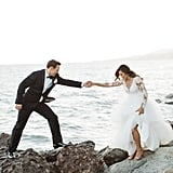 This Traditional Malibu Wedding Looks Like a Modern-Day Fairy Tale