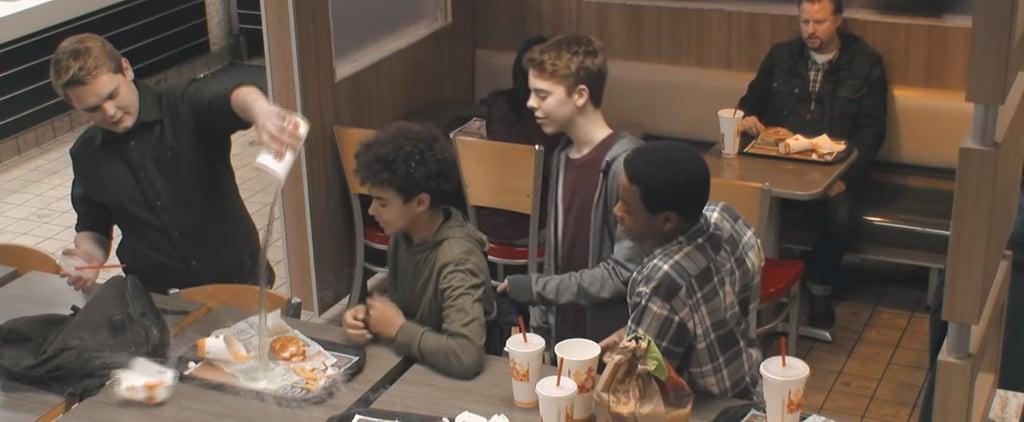 Burger King Anti-Bullying PSA Video