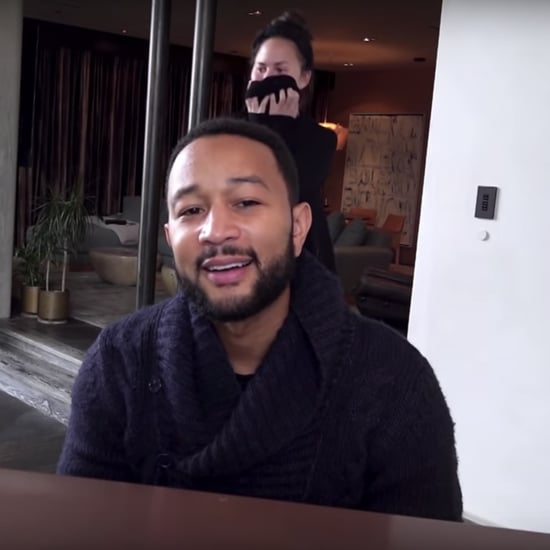 John Legend's Late Late Show HomeFest Performance Video