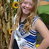 Teenager With Down Syndrome Wins Cheerleading Competition