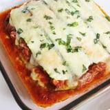 Cut Major Carbs With Pasta-Free Lasagna