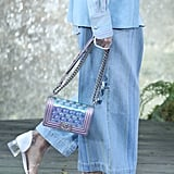 While Others Held Fairidescent Chanel Boy Bags