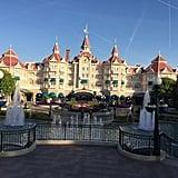 Now let's check out Disneyland Paris.