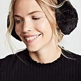Kate Spade New York Faux Fur Kitty Ear Muffs