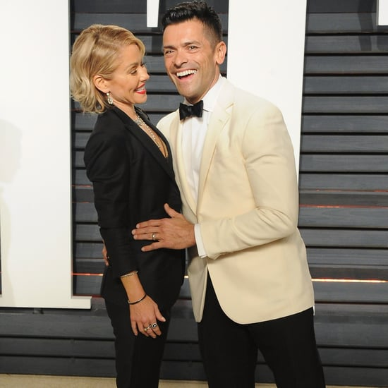 Kelly Ripa Wishes Mark Consuelos a Happy Birthday 2018