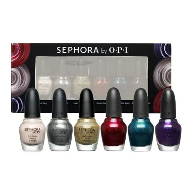 Sephora by OPI Mini Collection ($22)