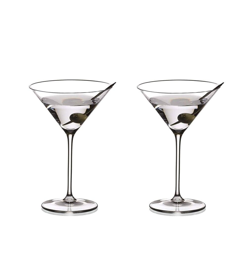Riedel Vinum XL Martini Glasses