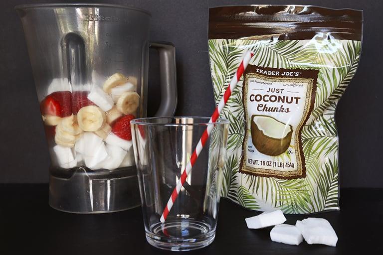 Trader Joe's Just Coconut Chunks