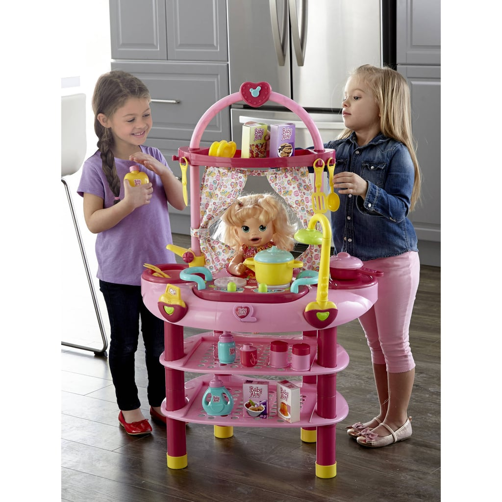 Baby Alive Doll 3-in-1 Cook 'n Care Set