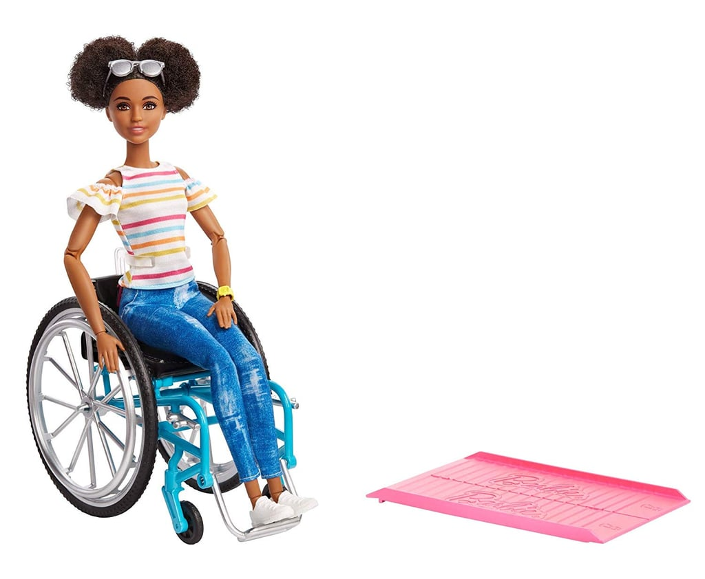 For 5-Year-Olds: Barbie Fashionistas Doll