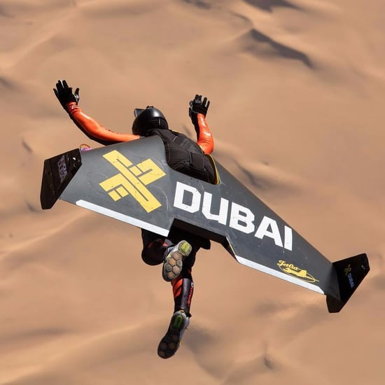 Jetman Dubai Video