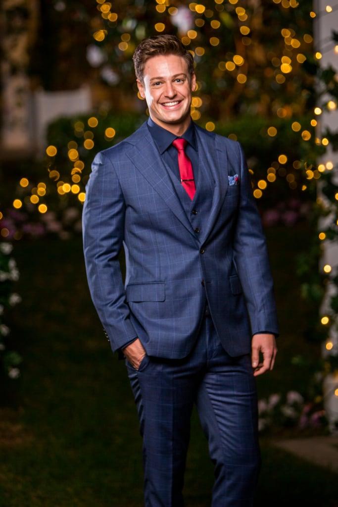 Matt Agnew Walking Out The Bachelor Australia 2019