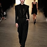 Australia Fashion Week: Silence is Golden